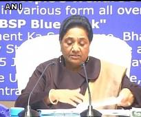 BJP making same old promises in UP as in Bihar: Mayawati