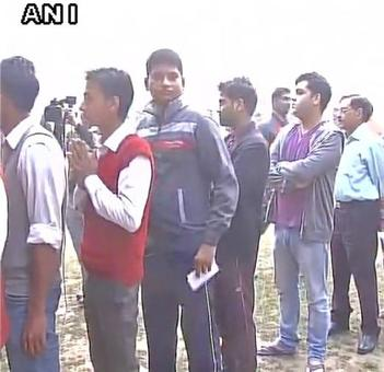 Voting for third phase UP elections gets underway