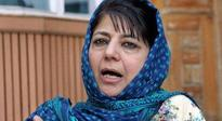 Ashamed As A Muslim Remark Lands Mehbooba Mufti In Trouble