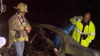 5 killed in wrong-way crash in Mass.