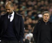Mourinho, Guardiola set for first faceoff in Beijing
