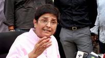 Make Pondicherry green and clean, says Kiran Bedi