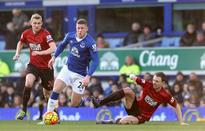 Ian Snodin: Everton's Bryan Oviedo has battled so well but the hard work starts here