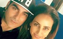If all is well between Arbaaz and Malaika... then who is she?