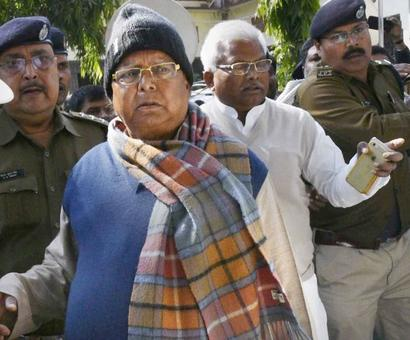 A day in a Ranchi court with Lalu