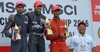 2016 MRF Formula 1600: Two wins for Anand as crash scuppers Tharani Singh