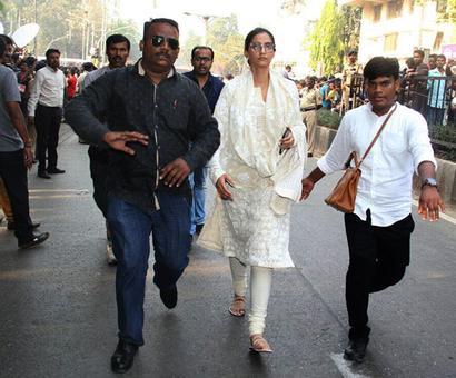 Shah Rukh, Amitabh, Katrina at Sridevi's funeral