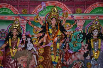 Islamic Bangladesh's fabulous Durga pujas