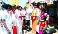Temple town embraces visitors