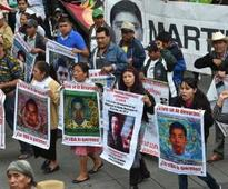 Mexico: Search for 43 students expanded