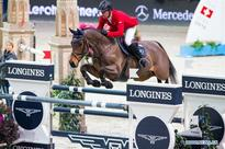 Pius Schwizer claims title at FEI World Cup Jumping