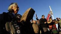 Standing Rock: Army refuses N Dakota pipeline access, say activists