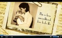 World Top Up Provider, MobileRecharge.com Celebrates Mothers with a Gift and a Touchy Video that Uses 20 Year Old Family Photos