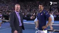 Jetstar boss Hrdlicka joins Tennis Aust (AAP)
