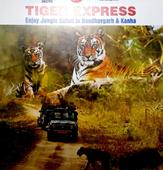 Suresh Prabhu flags-off 'Tiger Express'