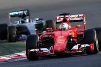 Formula One: Birthday boy Verstappen hot on Ferrari heels
