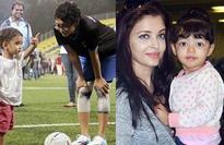 Aamir's son Azad MISSES Aishwarya's daughter Aaradhya, is comforted by Amitabh and Ranbir!