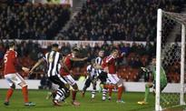 Nine-man Newcastle lose extraordinary game at Forest