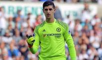 Chelsea star Thibaut Courtois: Goalkeepers in England always get the blame for mistakes