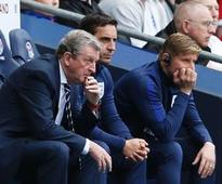 Hodgson quits as England boss after Iceland humiliation