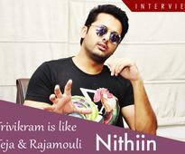 Trivikram is like Teja & Rajamouli: Nithiin