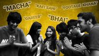 Kaafi Sahi: The republic of slang