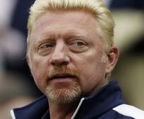 Ex-Wimbledon champion Becker declared bankrupt