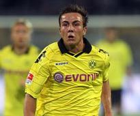 Mario Gotze ruled out of Wembley final