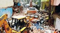 Civic officials start drive in Hyderabad