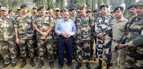 Dr Jitendra Singh exchanges Diwali greetings with BSF