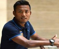 My shooter pose is especially for Chennai fans: Jeje Lalpekhlua
