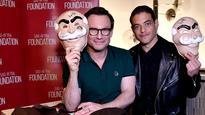 Rami Malek, Christian Slater, Sam Esmail Celebrate Mr. Robot Season 2 Success