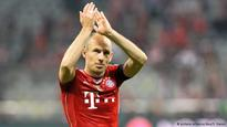 Transfer window: Robben extends at Bayern