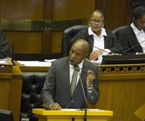 Maimane calls Zuma an accused criminal in Parly