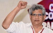 Sitaram Yechury Condemns Demolition Of Ambedkar Bhavan In Mumbai