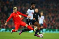 Liverpool FC 2-1 Tottenham Hotspur 1: How the players rated