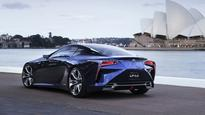 Production Lexus LC and Special RC F Reportedly Getting 600 HP