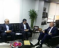 Iran, Lebanon review ways to boost ties