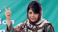 When PDP came to power last year, development process had to be started afresh: Mehbooba Mufti