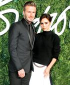 David and Victoria Beckham enjoy a dinner date