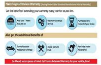 7 Year Warranty Now Available on Toyota Cars