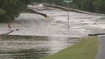 At least 2 missing as floods sweep parts of Texas