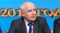 Lebedev: Countering terrorist threats on top of CIS agenda