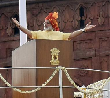 Modi's blueprint for 2019: Building a 'New India'