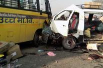Bus-microbus collision kills 8 in Dang, 24 hurt