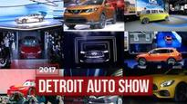 Watch every new car unveiling at the 2017 Detroit Auto Show