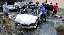 Bomb blast wounds member of Hamas in Lebanon