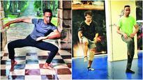 Martha Graham Dance Company's principal dancer trains Ravan!