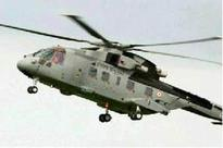 'Why trials of Agusta choppers conducted outside India,' Parrikar asks in Rajya Sabha