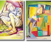 Cesar Montano showcases new artworks